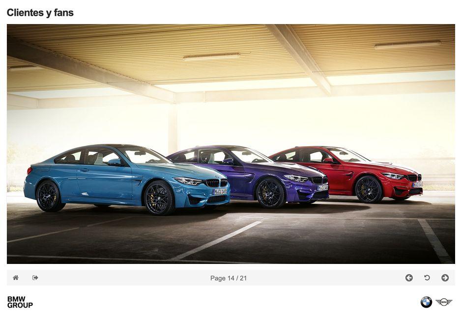 Tiisa eLearning proyecto BMW